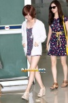 snsd airport pictures arrival in korea from japan (11)