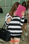 snsd airport pictures arrival in korea from japan (2)