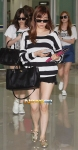 snsd airport pictures arrival in korea from japan (20)