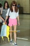 snsd airport pictures arrival in korea from japan (25)