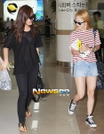 snsd airport pictures arrival in korea from japan (28)