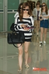 snsd airport pictures arrival in korea from japan (36)