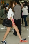 snsd airport pictures arrival in korea from japan (37)