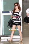 snsd airport pictures arrival in korea from japan (7)