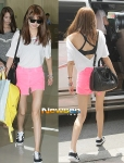snsd airport pictures arrival in korea from japan (8)