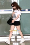 snsd airport pictures arrival in korea from japan (9)
