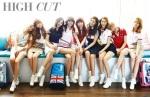snsd high cut olympic girls