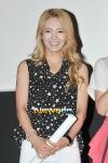snsd sunny and hyoyeon at i am movie screening (1)