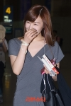 snsd tiffany airport pictures going to thailand (1)