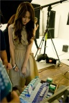 yoona freshlook bts photos (9)