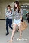 snsd airport pictures back in korea from japan (4)
