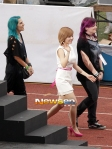 snsd smtown concert in seoul parade (1)