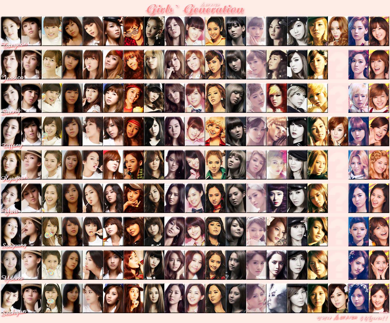 Girls' Generation: 2007-2012 Girlsgenerationconcepttransformation2007to2012