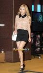 snsd hyoyeon metrocity fashion event (5)