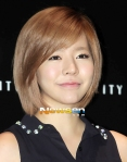 snsd sunny metrocity fashion event pictures (10)
