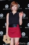 snsd sunny metrocity fashion event pictures (3)
