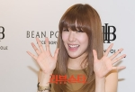 snsd tiffany bean pole fan sign event (19)