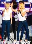 SNSD Gangnam Korean Wave Festival KPOP CONCERT Pictures (113)