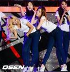 SNSD Gangnam Korean Wave Festival KPOP CONCERT Pictures (127)
