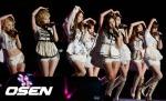 SNSD Gangnam Korean Wave Festival KPOP CONCERT Pictures (134)
