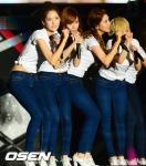 SNSD Gangnam Korean Wave Festival KPOP CONCERT Pictures (93)