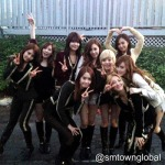 snsd group photo in L.A.