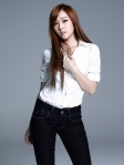 snsd jessica g-star picture
