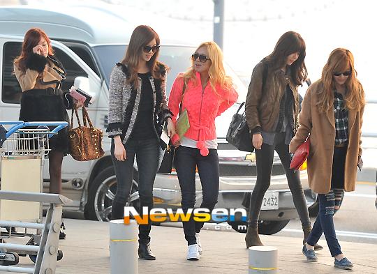 Airport Fashion November