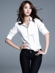 snsd yoona g-star picture