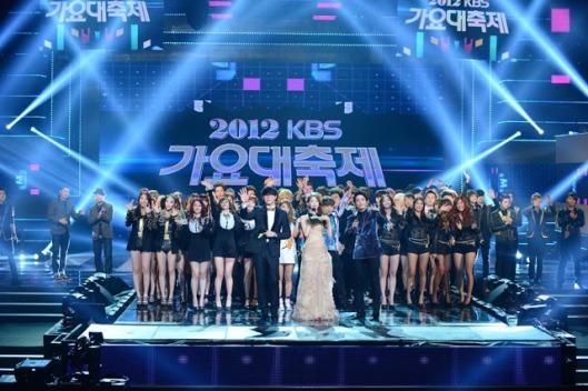 snsd yoona 2012 kbs gayo daejun pictures (4)