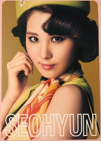 snsd seohyun 2nd japan tour photo cards (1)