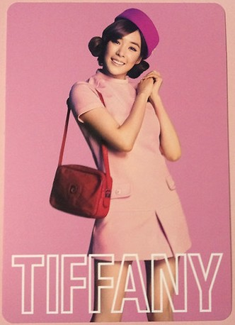 snsd tiffany 2nd japan tour photo cards (1)