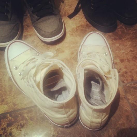 snsd taeyeon shoes