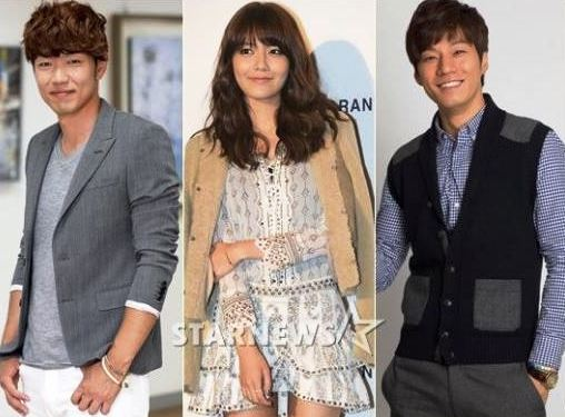Main cast dating agency cyrano