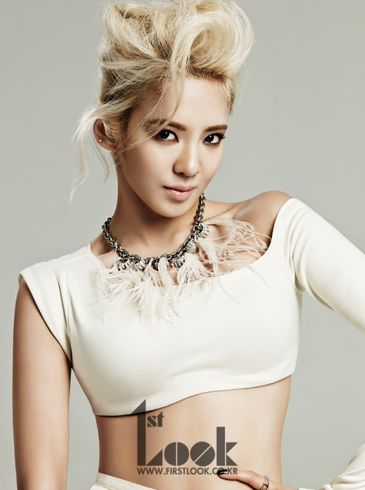 beautiful hyoyeon 1