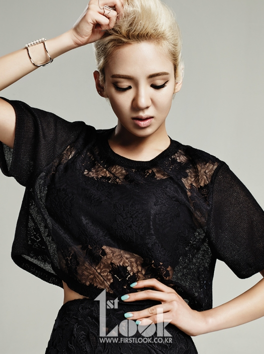 beautiful hyoyeon 4