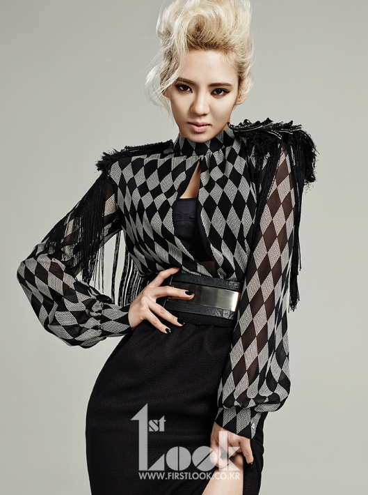 beautiful hyoyeon 5