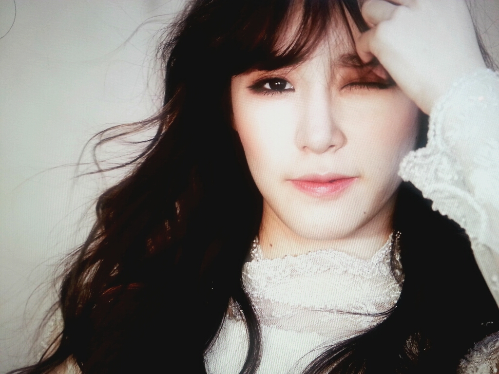 Tiffany Should Just Get An Instagram Instead Of Changing Her UFO Pro Pic Every Other Day